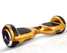 MINI SEGWAY HOVERBOARD - GOLD